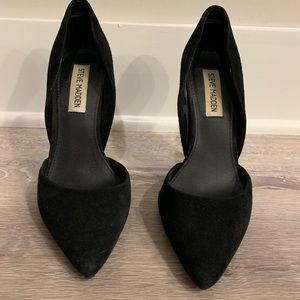Steve Madden Varsityy Heels 7.5